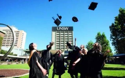 澳大利亚新南威尔士大学   QS排名升至46 巩固全球五十强地位