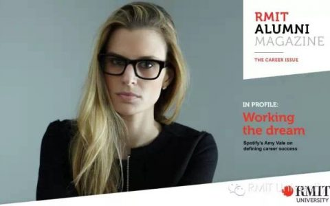 RMIT校友杂志-对话RMIT广告学校友Amy Vale