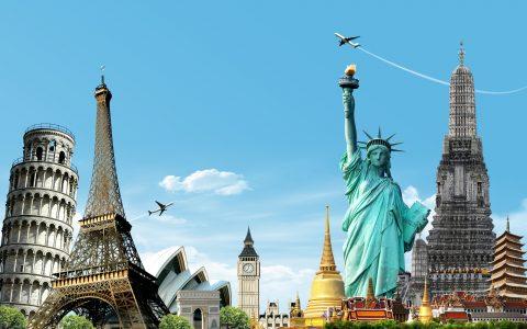 世界那么大,你想去哪里看看? 美国、英国、澳洲留学大对比!