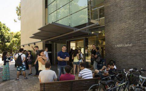 新南威尔士大学预科及语言学院英语内部测试通知