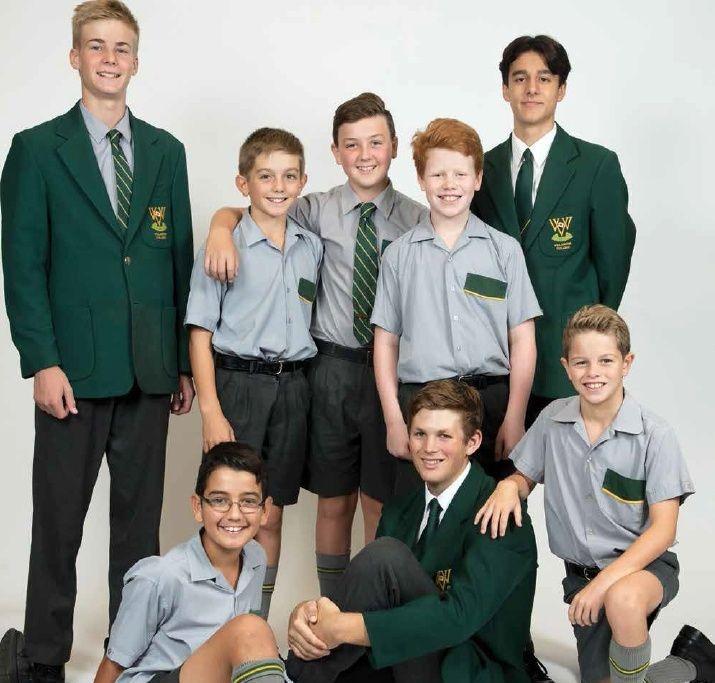 澳洲高中 布里斯班 维拉诺瓦私立男校VILLANOVA