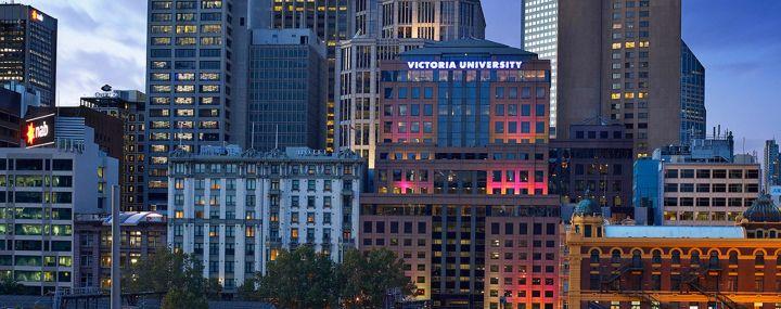 维多利亚大学 Victoria University (VU) - 澳洲学费最便宜的公立大学