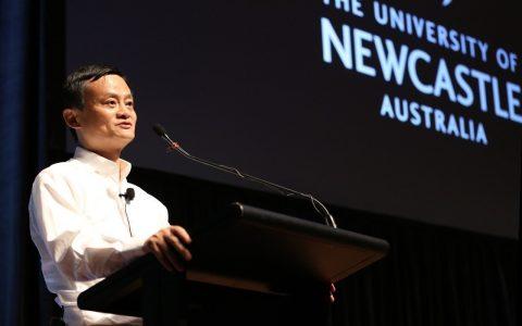 如何评价马云给澳洲纽卡斯尔大学University of Newcastle捐赠一亿?