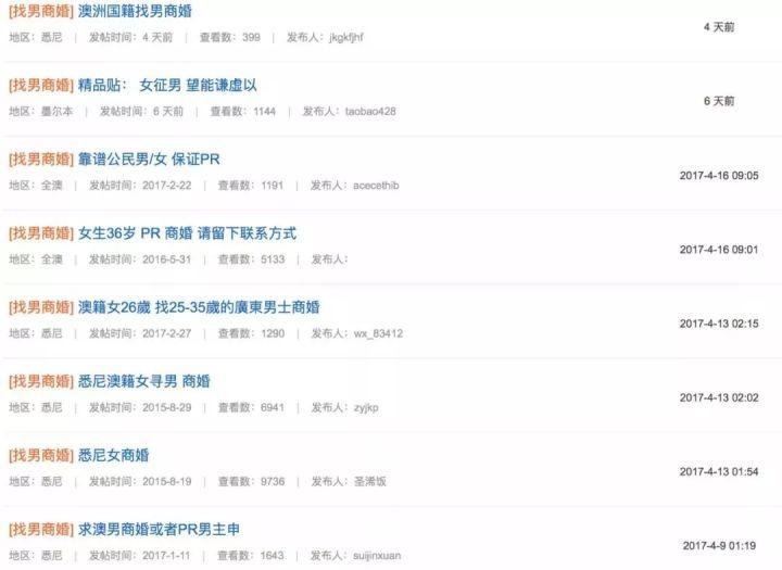 曝光!大批中国留学生为了移民澳洲,疯狂滥用配偶签证!15万澳币拿绿卡,要不就陪睡……