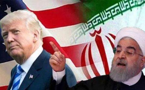"""伊朗和美国在微博飙中文""""开战""""!约架北京亮马桥?!上亿网友在线看热闹......"""