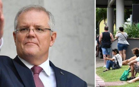 全澳沸腾!总理宣布给所有在职雇员强制加薪!失业每月还能领1万!