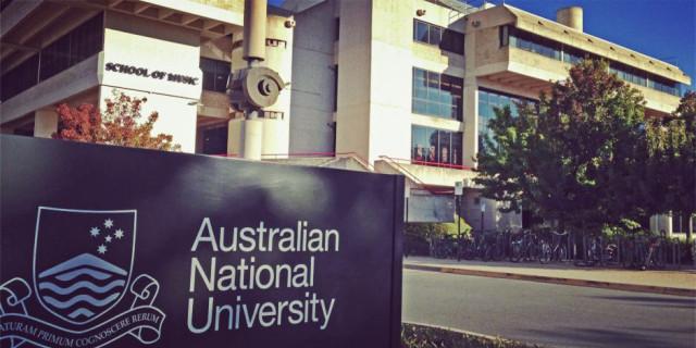 申请澳洲国立大学