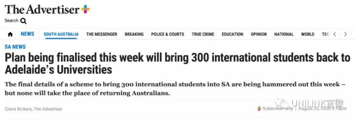 首批留学生返澳计划本周批准!具体细节敲定!你准备好回来了吗?