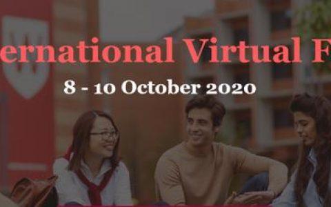 西悉尼大学(WSU)线上教育展及奖学金信息