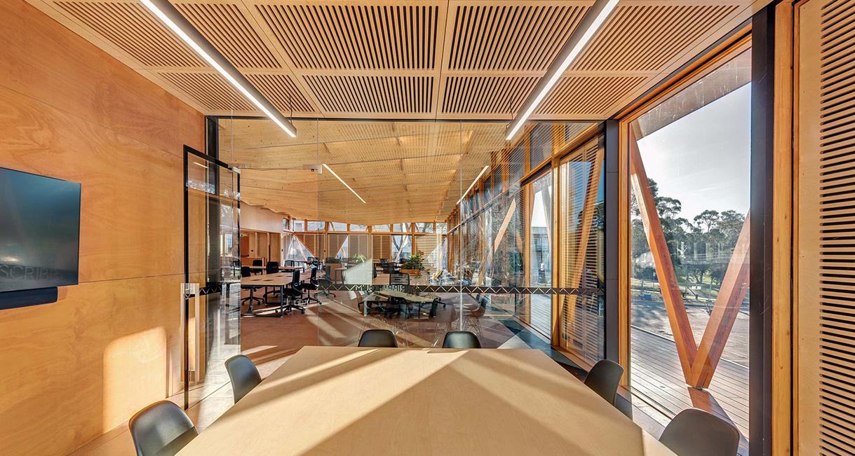 Macquarie University Innovation Hub - Superlight