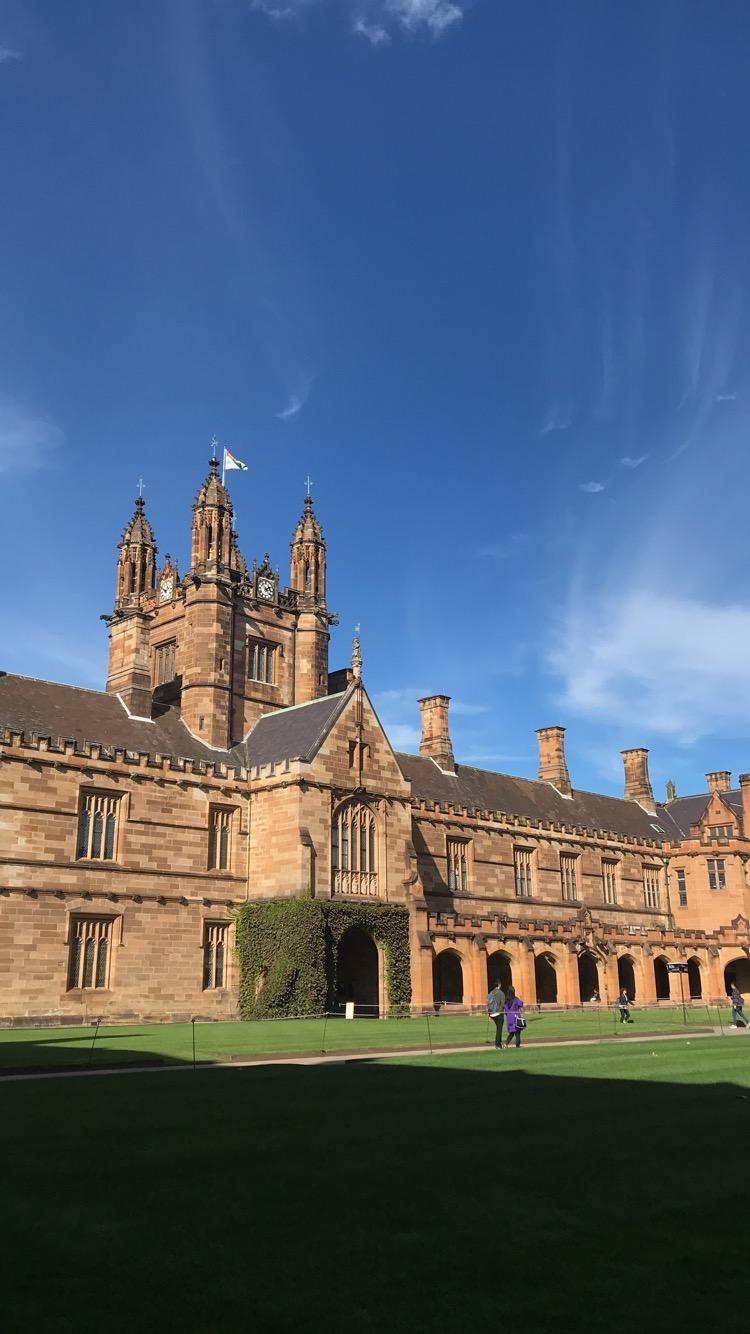 悉尼大学 (The University of Sydney) 2020各项排名及详细概况
