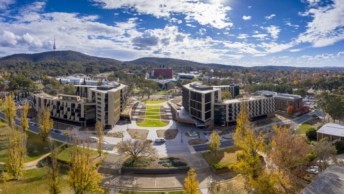 ANU master plan set to transform Canberra   The Canberra Times   Canberra,  ACT