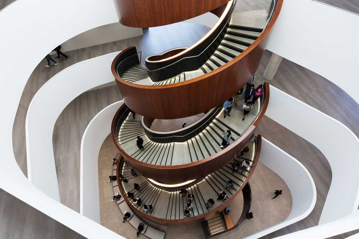 University of Sydney Business School by Carr, Woods Bagot and Kann Finch |  Indesignlive