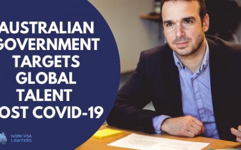 什么是全球人才签证 - 独立移民计划(GTI, 124/858类别)?