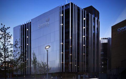 考文垂大学(Coventry University) - 排名、专业、申请(本科、硕士和预科)等最新信息