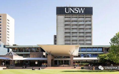 第一学期均分65就可转学UNSW!全球前50,在澳半年无需语言成绩!