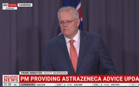 澳洲疫苗计划震荡!莫里森官宣大消息!留学生打工限制或放宽,南澳高校呼吁加快返澳进程!