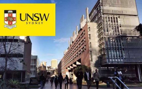 新南威尔士大学 UNSW - Master of Information Technology  (信息技术硕士)详解