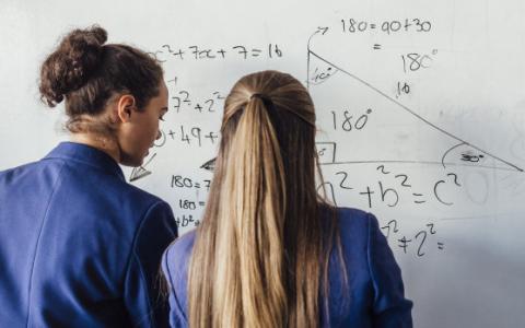 数学吸收率低,需要有专门的解决方案