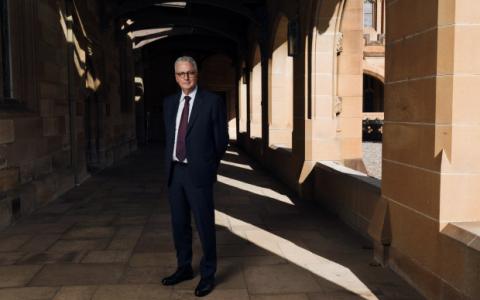 马克-斯科特说,悉尼大学很好,但墨尔本更好