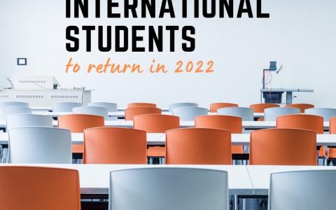 刚刚宣布,昆州留学生2022年可返校!全澳试点即将开启。