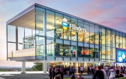 弗林德斯大学 Flinders University